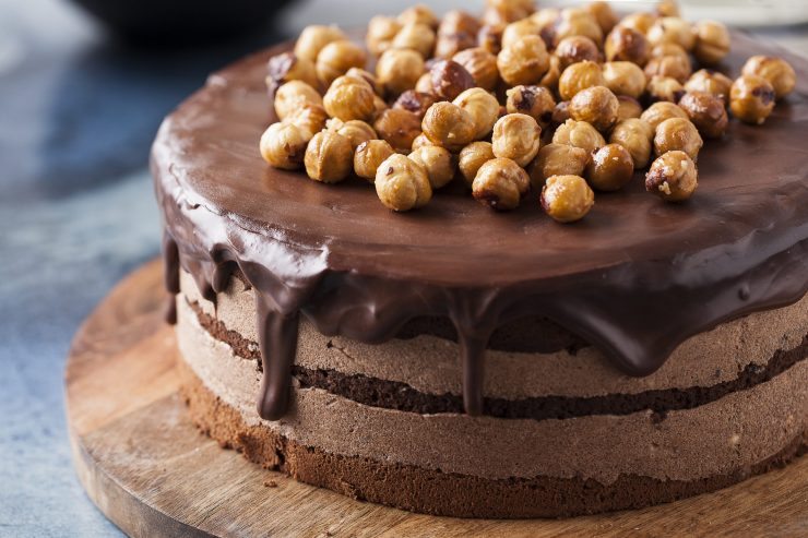 Tort Gianduia